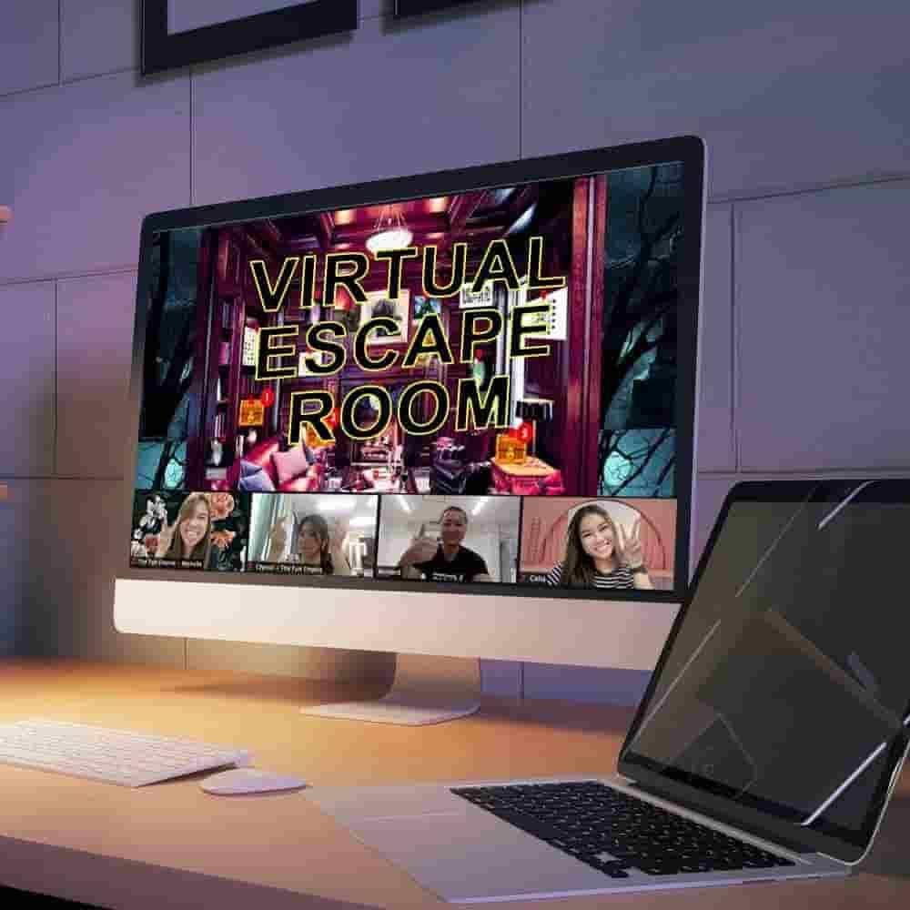 Birthday Party Singapore - Virtual EscapeRoom